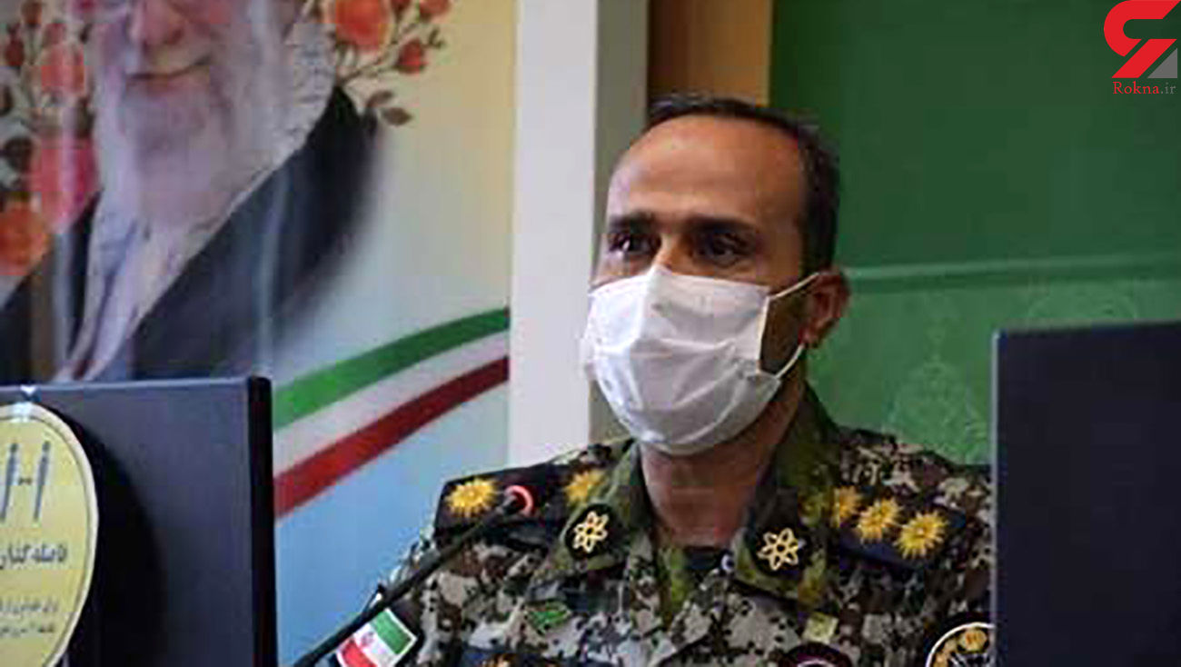 درگذشت یکی از فرماندهان ارتش ایران بر اثر کرونا+عکس