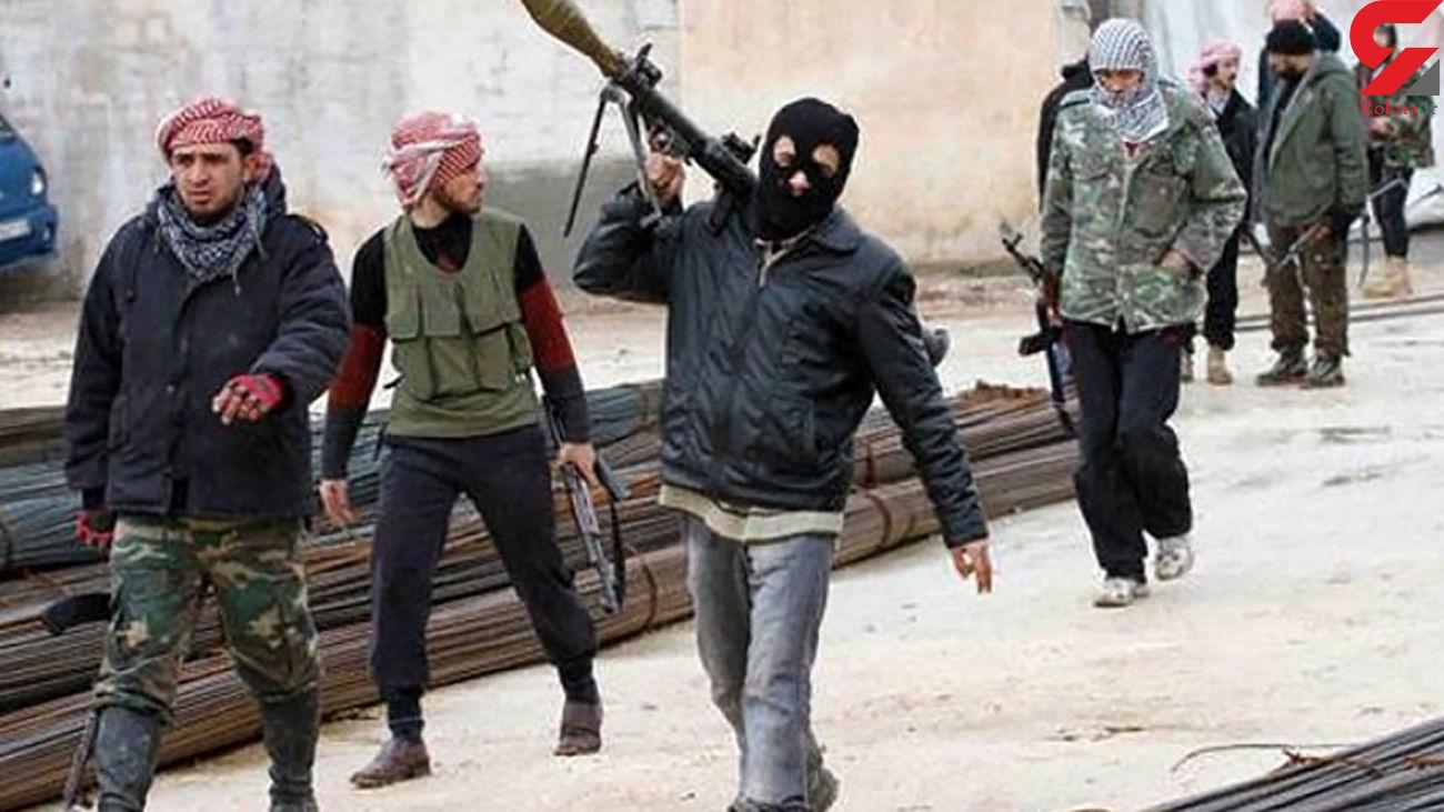 جنگ گروههای تحت حمایت ترکیه و آمریکا در سوریه
