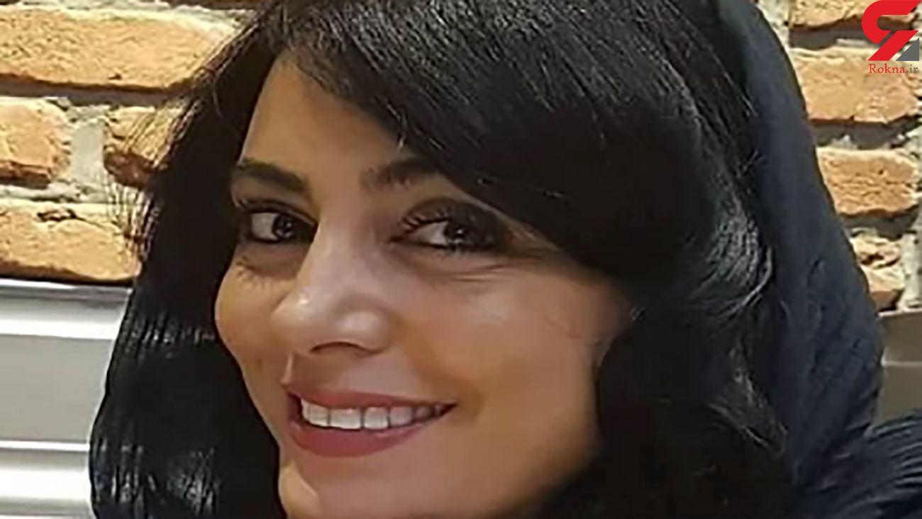 خوشگذرانی متفاوت خانم بازیگر + عکس نیلوفر شهیدی!