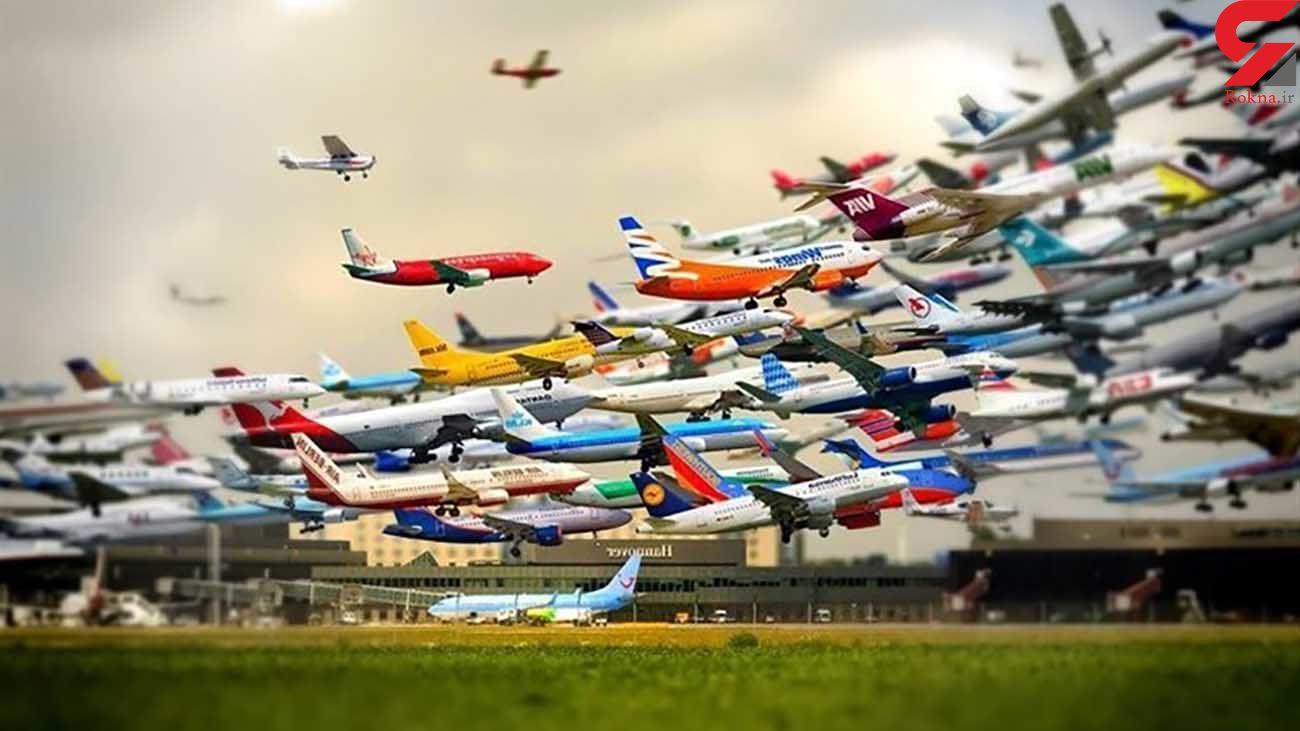 خسارت ۸۴ میلیارد دلاری خطوط هوایی جهان به خاطر کرونا