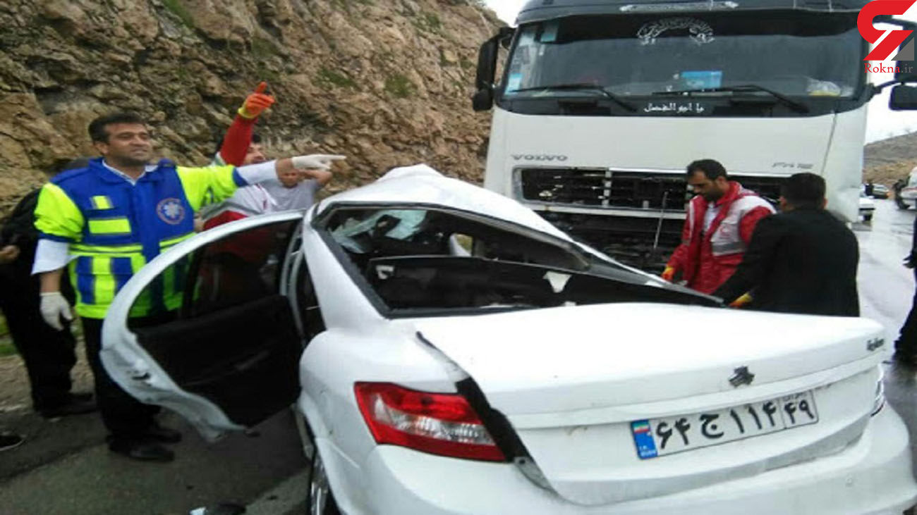 کاهش 12 درصدی تلفات ناشی از حوادث رانندگی در گلستان