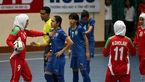 فوتسال بانوان ایران از المپیک محروم ماند