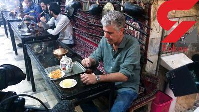 وقتی مجری مشهور امریکایی در ایران غافلگیر شد! + عکس