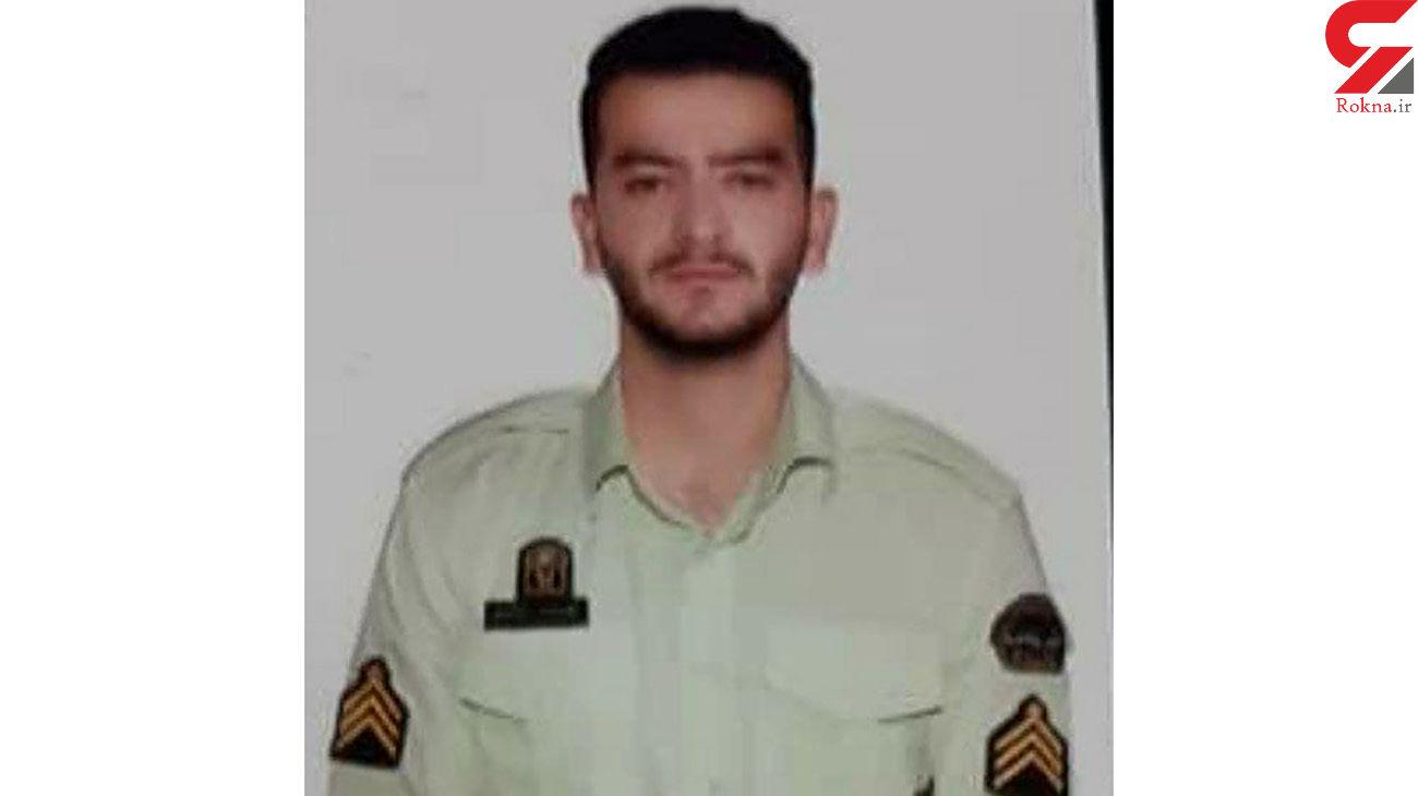 شهادت گروهبان یکم علیرضا لائینی در نوشهر / علت چه بود ؟ + عکس