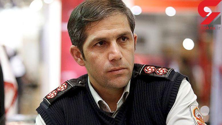 مرد تهرانی اگر زود بیدار نمی شد همه مرده بودند ! / صبح امروز در میدان نوبهار رخ داد