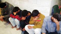 دستگیری 51 هنجارشکن در عملیات پلیس فسا +عکس