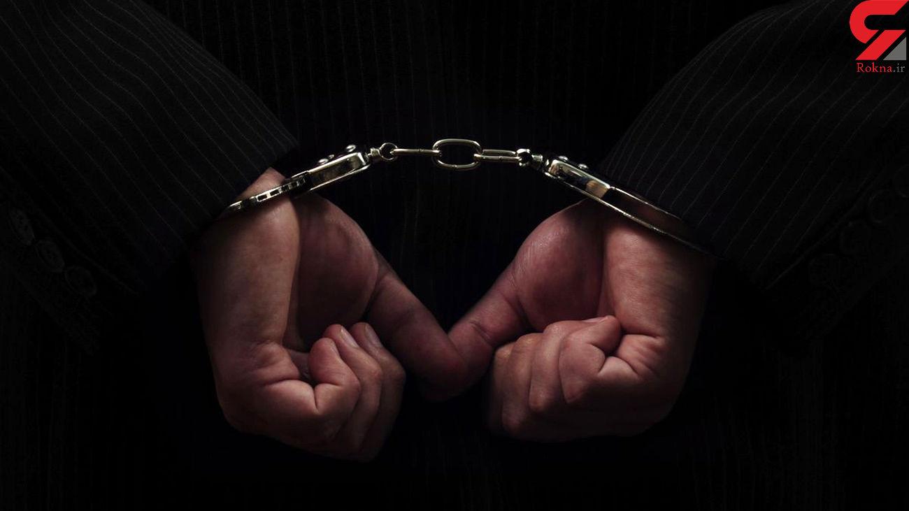 دستگیری قاچاقچی مواد مخدر در کنگان