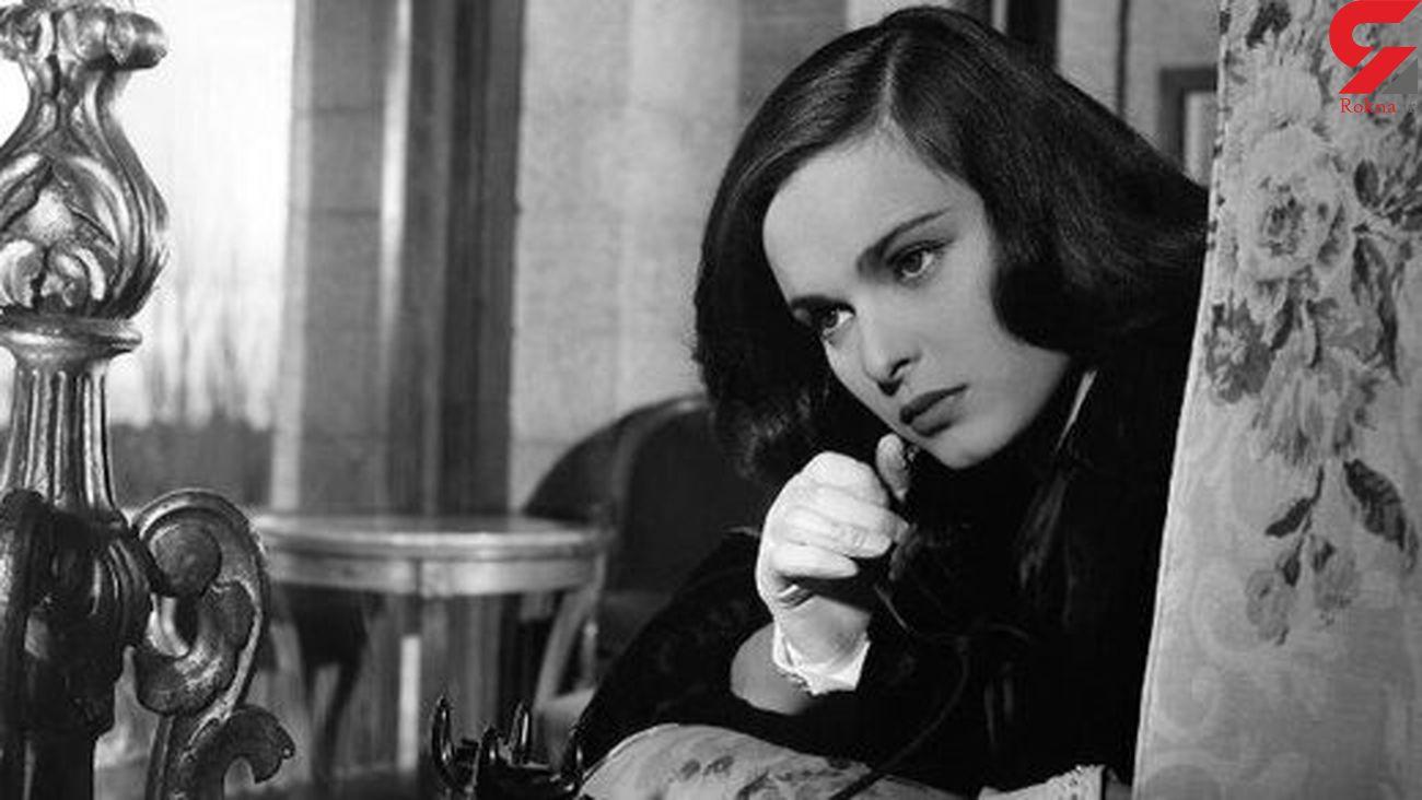 فوت بازیگر زن ستاره سینمای اروپا بر اثر کرونا + عکس