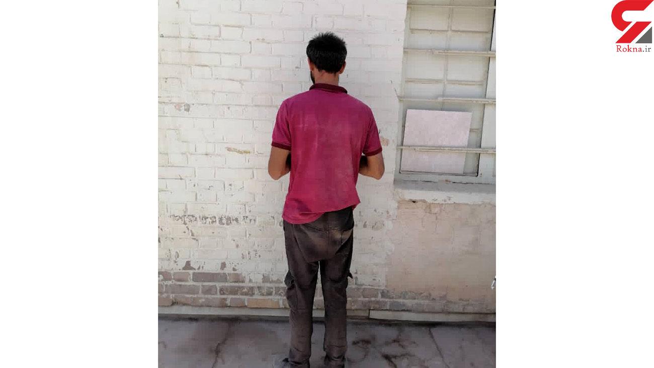 عجیب ترین دزدی در بهمنشیر / پل روی رودخانه خورده می شد + عکس