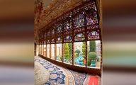 خانه معتمدی در اصفهان را حتما ببینید + فیلم