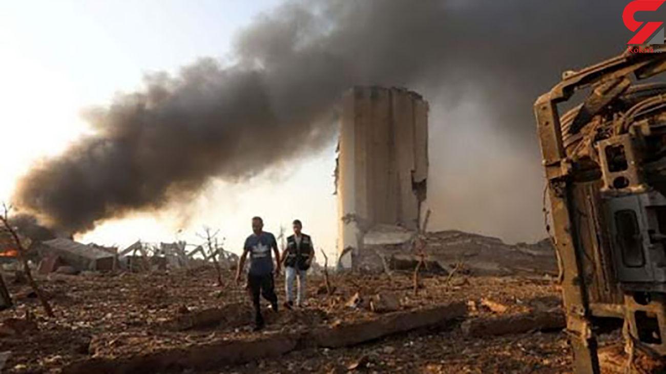 شواهد بیشماری از دستهای پشتپرده آمریکا و رژیم صهیونیستی در انفجار خونبار بیروت خبر میدهد + فیلم