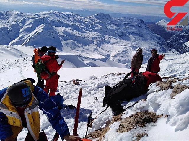 فراموششدگان پرواز 3704 تهران به یاسوج / 65 جسد که در قله دنا یخ زده بودند