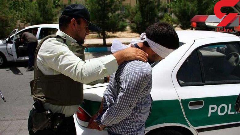 دستگیری سارق کابل و تجهیزات برقی در لرستان / اعتراف به 20 فقره سرقت