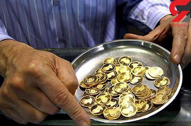 دلایل کاهش قیمت طلا و سکه در بازار + جزئیات