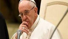 انتقاد پاپ از اقدام دولت ترامپ در جدا کردن مهاجران از اعضای خانوادههایشان