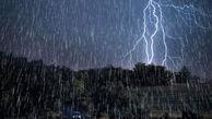 بارش باران و وزش باد شدید در انتظار البرز