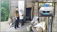 ماجرای یک مرغ دزدی برای بنزین بیامدبلیو+ عکس