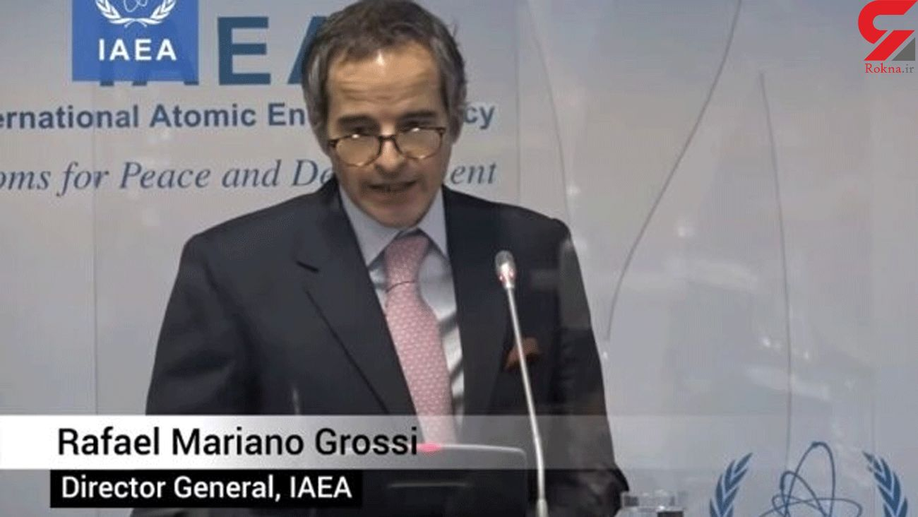 A technical meeting with Iran slated for next month: Grossi