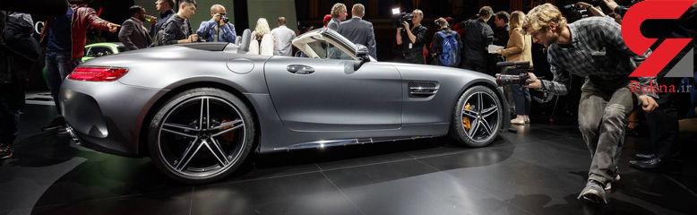 برگزاری نمایشگاه خودرو در لس آنجلس باحضور مدل های فانتزی کمپانی های مشهور+تصاویر