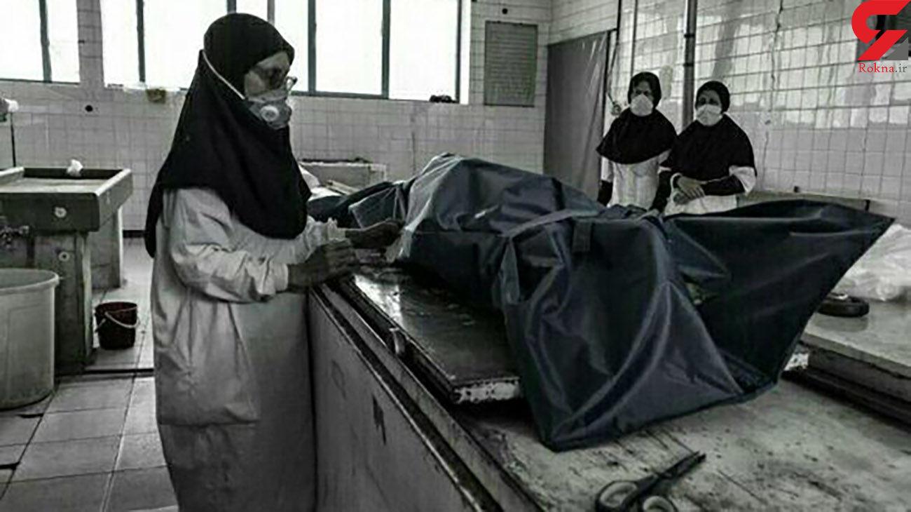 9 عکس ترسناک از تابوت و اجساد کرونایی ایران / هشدار مرگ