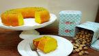 کیک خانگی زعفرانی تجربه ای نو+دستور پخت