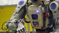 ربات انساننما در راه فضا