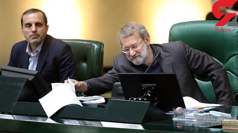 لاریجانی: دوره تحریم میتواند منجر به نوسازی درونی اقتصاد کشور شود