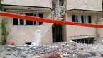انفجار هولناک در ارومیه + تصاویر
