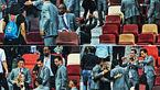 عکس های جدید منشوری علیرضا فغانی با 2 خانم خارجی طرفدارش+ تصاویر