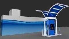 راه اندازی پمپ بنزین های هیدروژن سوز