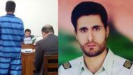 قاتل سروان پلیس تهران پای چوبه دار / دختر جوان راز قتل را برملا کرد
