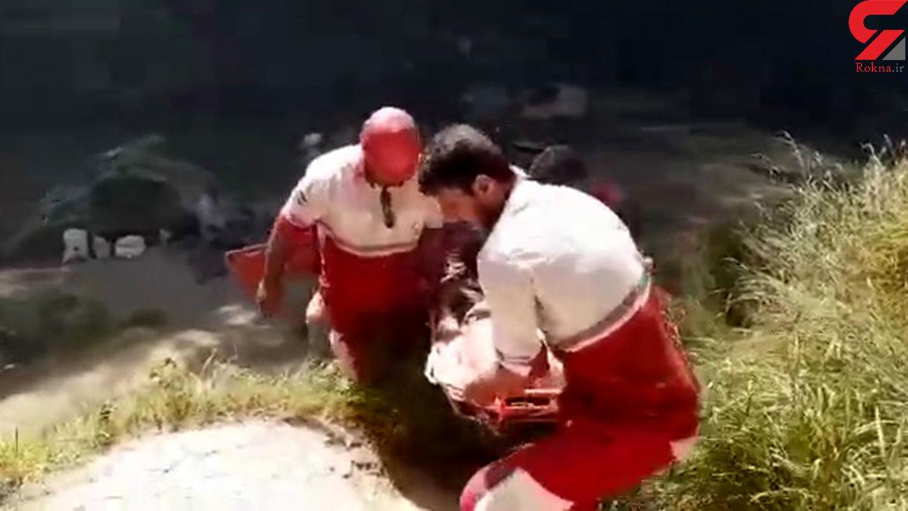مرد ۳۸ ساله بر اثر سقوط از ارتفاع در ملکشاهی جان باخت