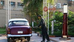موزه نخستین پمپ بنزین ایران در آبادان +عکس