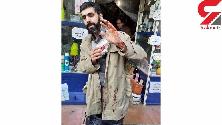 ترور خونین  مسئول هیأت خانواده شهدا در تهران / صبح امروز رخ داد + عکس های دلخراش