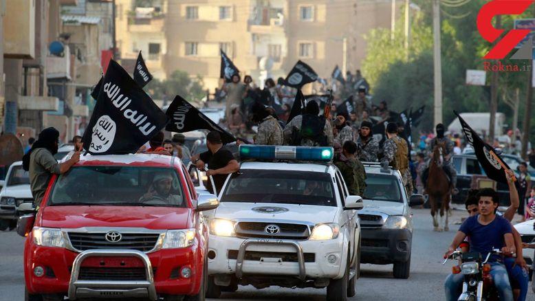 حضور ۲ هزار داعشی در «الرقه»