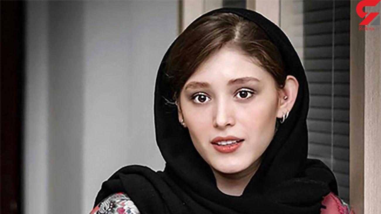 فرشته حسینی کیست؟ / بیوگرافی فرشته حسینی بازیگر افغان تبار