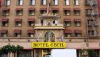 مهمانی عجیب قاتل تعقیب گر شب در هتل نفرین شده! + عکس