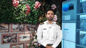 وضعیت ترافیک صبحگاهی  شهر تهران سنگین ولی در حال حرکت و بدون مشکل