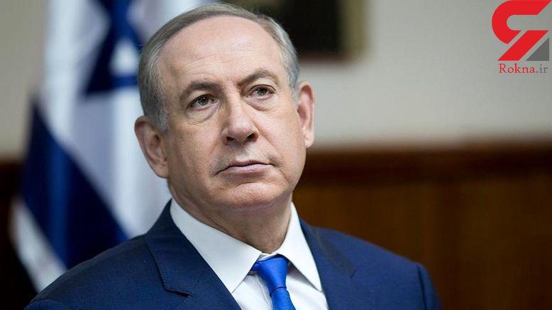 پلیس رژیم صهیونیستی در محل اقامت نتانیاهو از او بازجویی کرد!