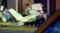 سقوط هواپیما و تیراندازی در ۳ ایالت آمریکا