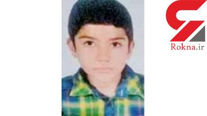امیر علی 7 ساله را ندیده اید / او شامگاه پنجشنبه ناپدید شده است + عکس