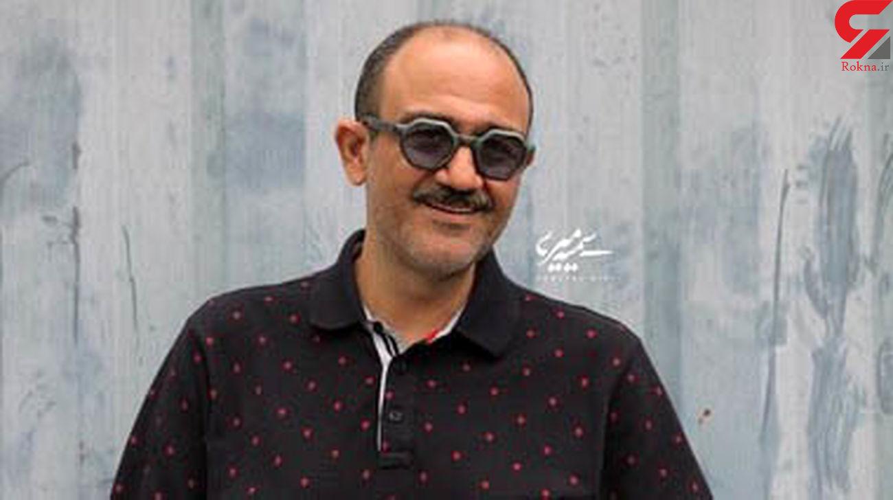 مهران غفوریان را در این عکس نمی شناسید! + عکس انتشار نیافته
