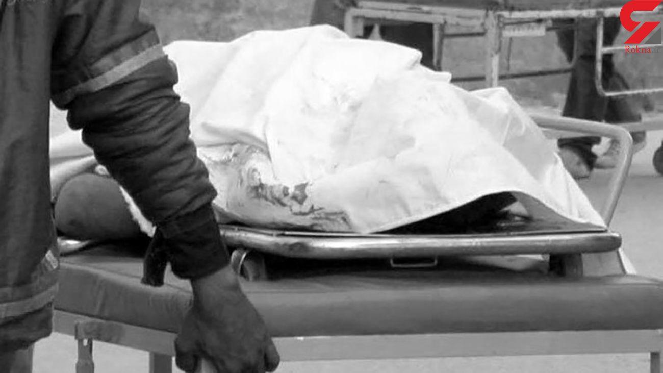 سقوط مرگبار از طبقه پنجم ساختمان / مرد اراکی جان باخت