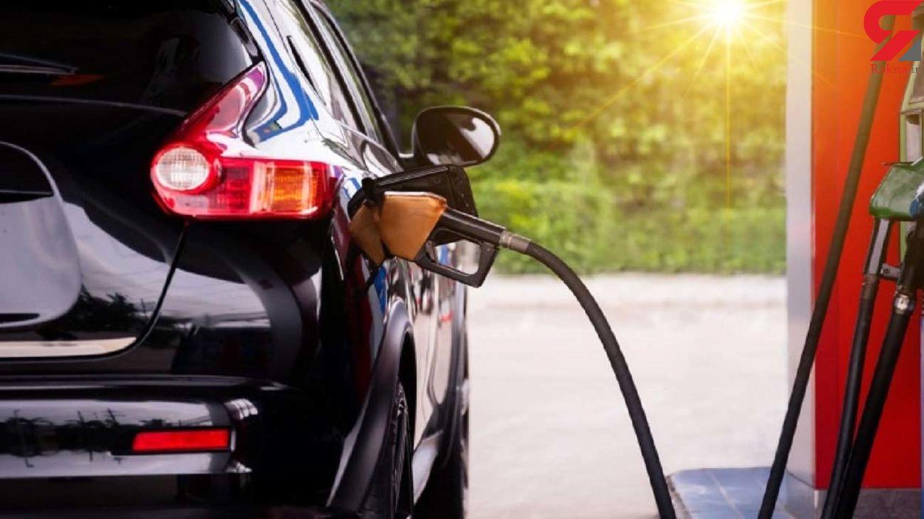 کسب رتبه نخست منطقه اردبیل در مصرف بنزین موتور
