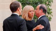 تشییع جنازه رئیس جمهور سابق فرانسه+عکس