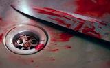 فیلمبرداری زن وحشت زده از قتل داخل تاکسی / قتل پدرزن در اردبیل + فیلم