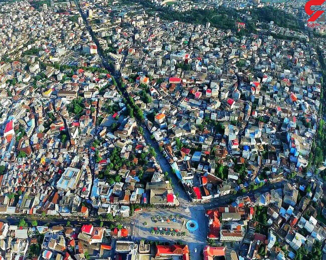 حل معضل ترافیک شهر رشت دغدغه ی شهرداری