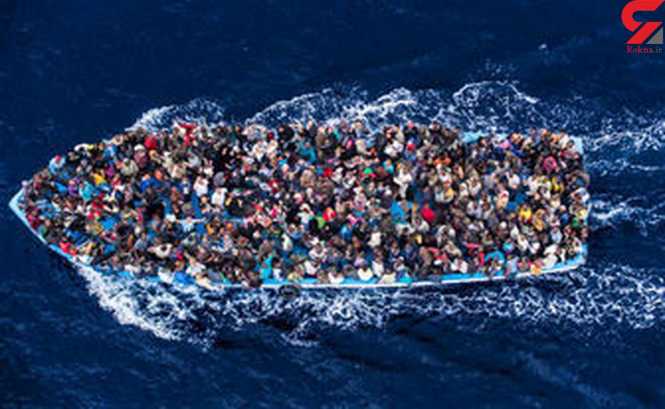 کشف اجساد مهاجران در دریاچه وان ترکیه