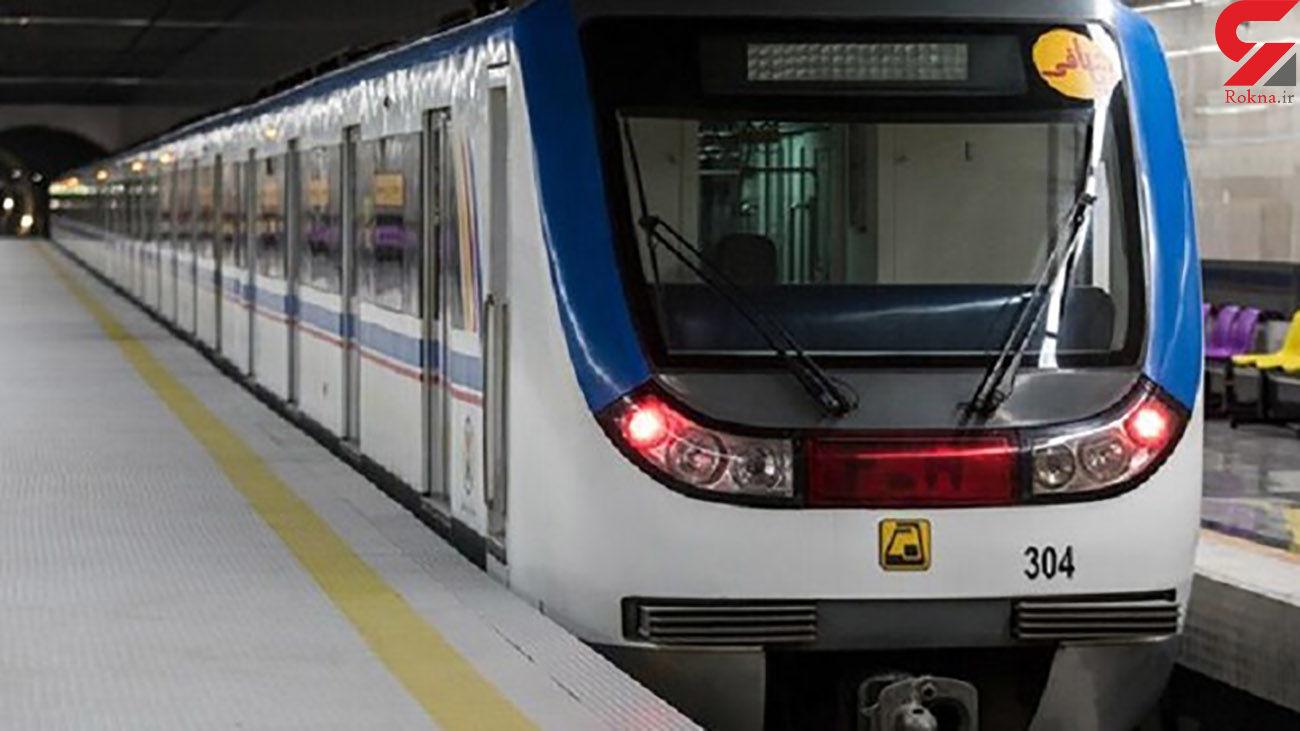 افزایش قیمت بلیت متروی تهران  از اول خردادماه 1399
