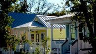رویایی ترین خانه برای زندگی در دوران پیری/خانه عجیب 30 متری